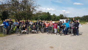 Sommerevent 2019: Radtour mit Extras